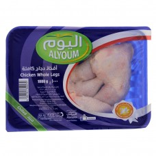 Alyoum Fresh Chicken Whole Leg 1000g