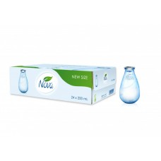 Nova drinking water 24 x 0.22 liters