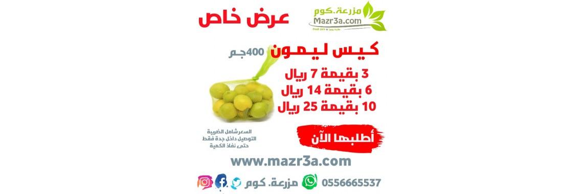 Lemon offer