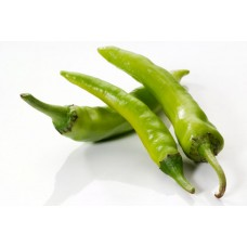 Long Hot Green Pepper (Kg)