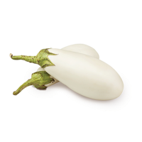 Long White Eggplant (Kg)