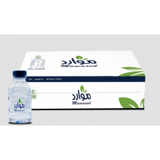 Mawared drinking water 48 x 0.20 liters