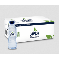Mawared drinking water 40 x 0.33 liters