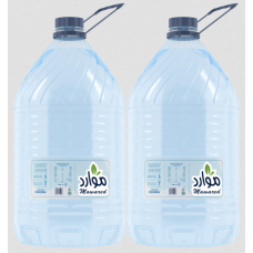 Mawared drinking water 2 x 5 liters